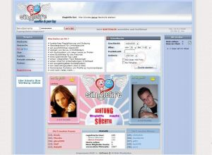Professionelles Dating System mit neuster Ajax Technologie