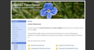 Forum Hoster phpbb3 System